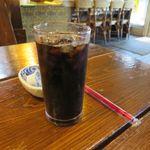藤乃屋 - アイスコーヒー