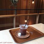 ダンデライオン チョコレート - アメリカーノ アイス(410円税込)