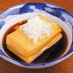 大漁市場 魚ます - 豆腐煮