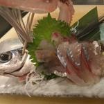 飛び魚 刺身/たたき(6~7月ころ)