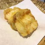 天ぷらとワイン 小島 - 河豚