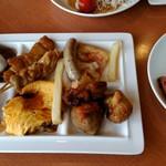グローバルアリーナ - 料理写真: