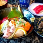 がってん寿司 - ランチはセルフ味噌汁付き♪