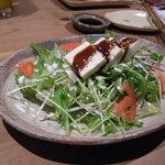 蕾洞 - 豆腐サラダ