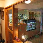 ヒロのお菓子屋さん - 安心のオープンキッチン