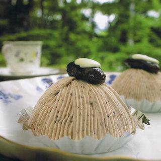 ヒロのお菓子屋さん - 料理写真:花豆もんぶらん