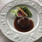 69900881 - 肉料理(牛フィレステーキ)