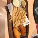 69901615 - 真鯛のフィッシュ&チップス