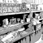 まんぷく太郎 - 飾り、カチューシャコーナー