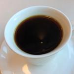 喫茶室ルノアール - 「ルノアールブレンド」! とても美味しい一杯です。 飲み終わった後、美味な緑茶も提供して下さいます。