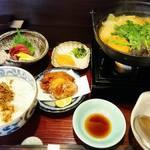 かわな - 贅沢鍋御膳     ¥2500