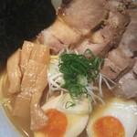 69903522 - 焼き豚ラーメン1100円