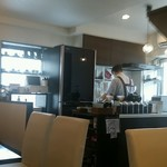 Cafe Kuromimi Lapin - 店内風景