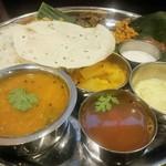 ナンタラ - サンバル、ラッサム、クートゥ、パッチャディ、カード