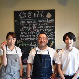 赤坂や青山で美食家の舌を唸らせてきたシェフの料理をお手軽に