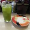 回転寿司 江戸ッ子 - ドリンク写真:緑茶割りストロング310円