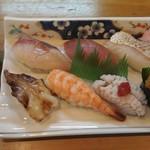 若仲寿司 - 料理写真:上寿司