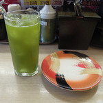 回転寿司 江戸ッ子 - 緑茶割りストロング310円