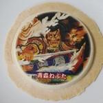 大成堂 - 料理写真:ねぶたのプリント煎餅