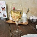 6991205 - オススメワインのグラス・白