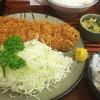とんとん亭 - 料理写真:上ロース定食