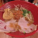 創作らーめん style林 - 料理写真:北海道風味噌ラーメン(1000円)