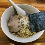 煮干しそば 暁 - 料理写真:煮干しそば