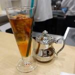 シンフォニー シフォン - ☆冷んやり紅茶もGood!!(^O^)☆