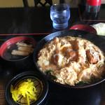 信玄 - カツ丼