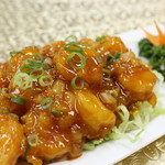 錦綉 - 料理写真:エビチリソース