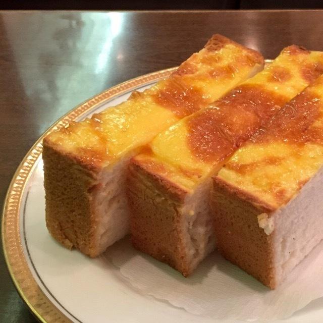丸福珈琲店 千日前本店 - チーズトースト