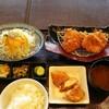 とんかつ浜勝 - 料理写真:浜勝ランチ+おかわりチキンカツ