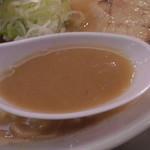 麺房 十兵衛 - コクのあるスープ