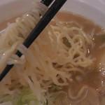 麺房 十兵衛 - 細麺をリフトアップ!