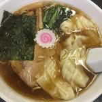 もめん - 雲呑麺(800円)