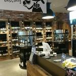 TOKUOKA WINE&GOURMET GALLERY GINZA - 店内