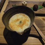 湯布院温泉 御宿 由布乃庄 - 【夕食】塚原高原牛乳と高原野菜のグラタン