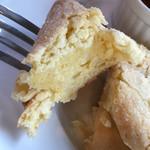 タジマコーヒー - フレンチトーストにクッキー生地♡