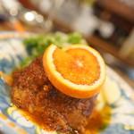 ラ・タヴォロッツァ - 豚オレンジ煮込み