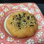 69921874 - 豆腐餅   素朴な甘さで美味しいです
