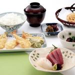 天ぷら新宿つな八 - 料理写真:和御膳