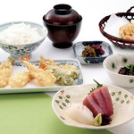 天ぷら新宿つな八 - 和御膳