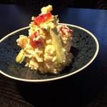 69926138 - 味噌とチーズのポテトサラダ