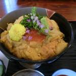 北川食堂 - ウニ丼
