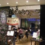 Botanical Garden SARU CAFE - 入り口です!