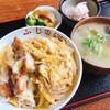 花ふじラーメン - 料理写真:カツ丼