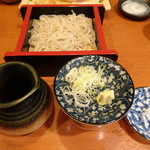 ちんねん - 料理写真:三色もり 変わり けし切り
