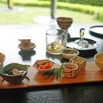 Ribaritoritogaraku - 料理写真:朝食