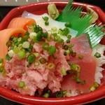 海鮮丼 長崎丼丸 -