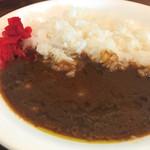 シマシマトム - 牛スジカレー